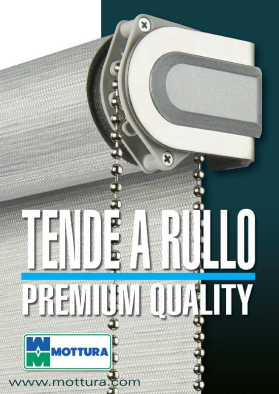 Tende per interni brescia relax tende vendita for Tende a rullo per interni mottura